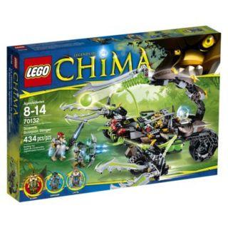 LEGO Legends of Chima Scorm s Scorpion Stinger   434 pieces
