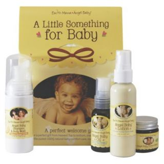 Earth Mama Angel Baby   A Little Something for Baby (4 Piece Collection)