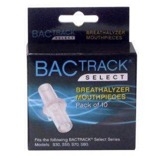 Bactrack Select Mouthpieces   10 pk.