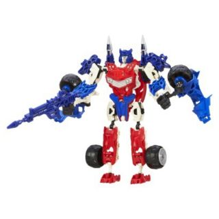 Transformers Construct Bots Elite Class Smokescreen Buildable Action Figure