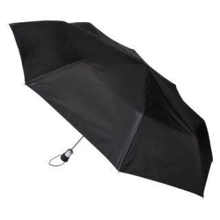totes Family Jumbo Automatic Umbrella   Black