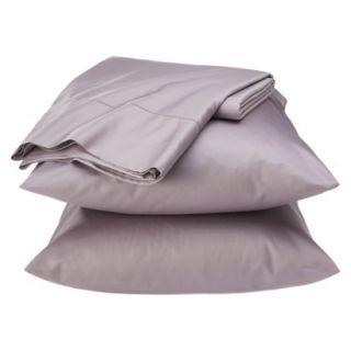 Fieldcrest Luxury 600 Thread Count Sheet Set   French Lilac (Full)
