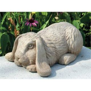 Carruth Studio Inc Big Bashful Bunny Garden Statue   331L