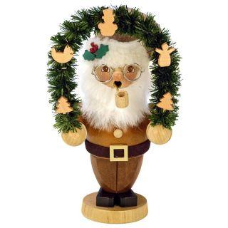 Alexander Taron Importer Christian Ulbricht Natural Arch Wreath Santa Smoker