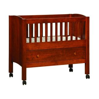 Chelsea Home Halifax Solo Bassinet with Drawer   Washington Multicolor   354 604