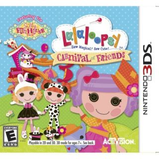 Lalaloopsy Carnival of Friends (Nintendo 3DS)