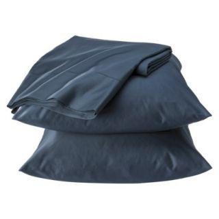 Fieldcrest Luxury 600 Thread Count Sheet Set   Shadow Teal (California King)