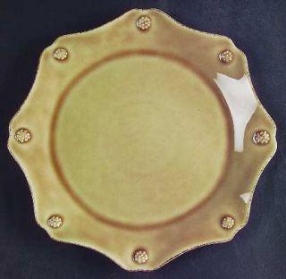 Juliska Ceramics Berry & Thread Cappucino Brown Salad/Dessert Plate, Fine China