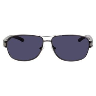 Merona Smoke Lens Sunglasses   Gunmetal/Tortoise Frame