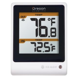 Oregon Scientific Wireless Thermometer with Atomic Clock