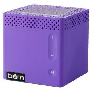 b m Wireless Mobile Speaker   Purple