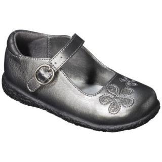 Toodler Girls Cherokee Dawna Mary Jane Shoes   Pewter 7