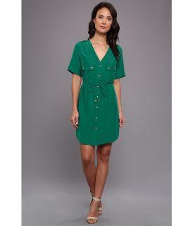 Amanda Uprichard Courtney Dress Womens Dress (Green)