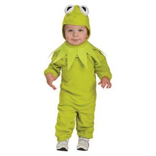 Toddler Kermit the Frog Costume