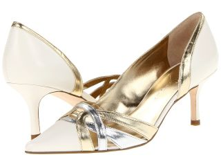Ivanka Trump Ivonne High Heels (Tan)