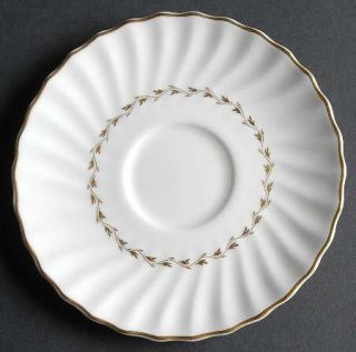 Royal Doulton Adrian Saucer for Footed Cream Soup Bowl, Fine China Dinnerware