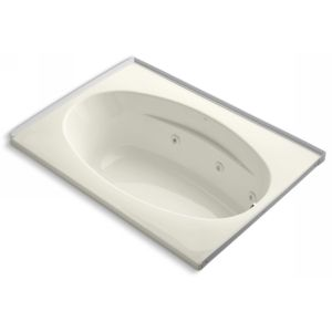 Kohler K 1126 R 96 PROFLEX 6042 Whirlpool With Tile Flange and Right Hand Drain