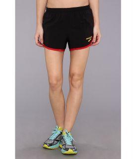 Brooks Hansons Short Womens Shorts (Black)