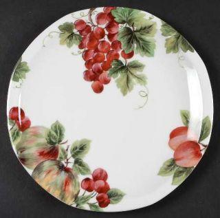 Royal Doulton Vintage Grape  Salad Plate, Fine China Dinnerware   Grapes, Fruit