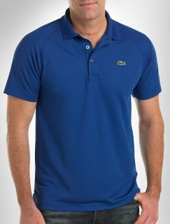 Big and Tall Lacoste® Sport Piqué Wicking Polo