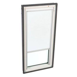 Velux DSD M06 1025 Skylight Blind, Solar Powered Blackout for Velux FS M06 Models White