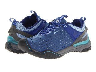 Jambu Ambient Walker Womens Walking Shoes (Blue)