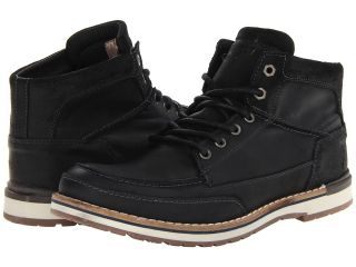 Type Z Denny Mens Lace up Boots (Black)