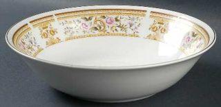 Wallace Heritage (Japan) Daphne 9 Round Vegetable Bowl, Fine China Dinnerware