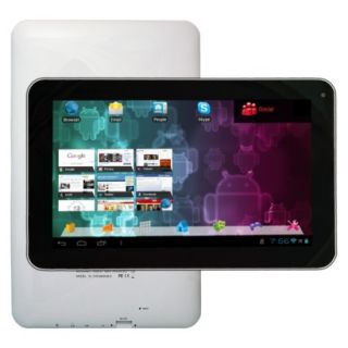 Visual Land Connect 9 Android Tablet (VL 109 8GB WHT) with 8GB Internal