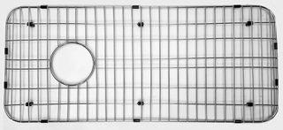 Alfi Brand ABGR3618 Kitchen Sink Grid Solid Stainless Steel