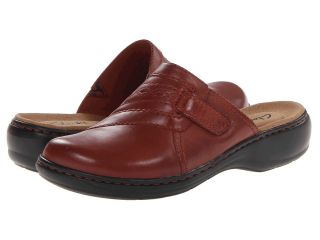 Clarks Leisa Sundae Womens Shoes (Red)