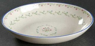 Gorham Southern Charm 9 Oval Vegetable Bowl, Fine China Dinnerware   Town & Cou