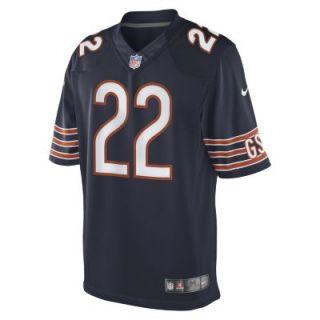 NFL Chicago Bears (Matt Forte) Mens Football Home Limited Jersey   Marine