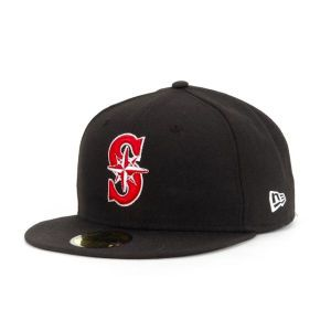 Seattle Mariners New Era BR Stock 59FIFTY Cap