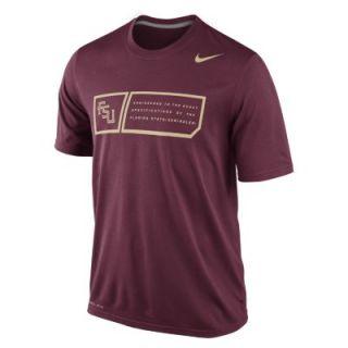 Nike Legend Training Day (Florida State) Mens T Shirt   Maroon