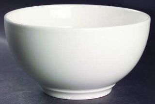 Villeroy & Boch Chambord (White,Fine China,Germany) Rice Bowl, Fine China Dinner