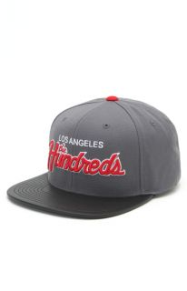 Mens The Hundreds Hats   The Hundreds Team Two Snapback Hat