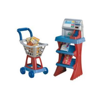 American Plastic Toys My Very Own Shop N Pay Market Set Multicolor   20010