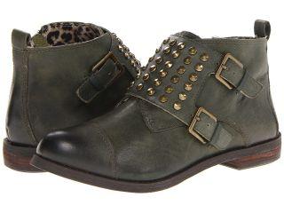 Lucky Brand Dosey Womens Boots (Green)