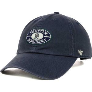 Seattle Mariners 47 Brand MLB 14 Commander Cap