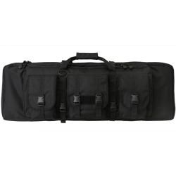 Uncle Mikes Rifle Assault Bag Deluxe 24 inch Tactical Gun Case