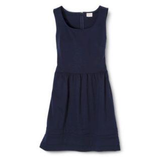 Merona Womens Ponte Dress   Xavier Navy   XXL
