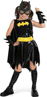 Deluxe Batgirl Child Costume