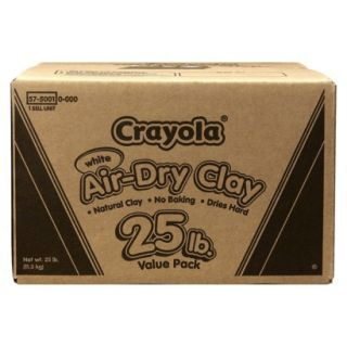 Crayola Air Dry Clay Value Pack   25 lb.