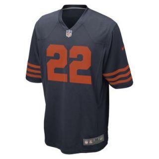 NFL Chicago Bears (Matt Forte) Mens Football Alternate Game Jersey   Marine