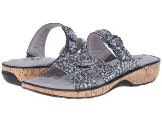SoftWalk Bal Harbour Womens Shoes (Gray)